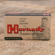 Hornady A-MAX Match 223 Remington Ammunition - 200 Rounds of 75 Grain PT