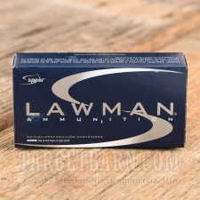 Speer Lawman 45 ACP Ammunition - 1000 Rounds of 230 Grain TMJ
