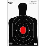 Birchwood Casey Splatter Targets - 100 Dirty Bird Targets - B-27 Silhouette