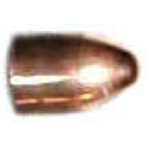 ".355"" Zero 9mm Luger Bullets - 500 Qty - 124 Grain Full Metal Jacket"