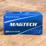 Magtech 357 Magnum Ammunition - 50 Rounds of 158 Grain FMJ