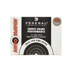 Federal AutoMatch Target 22 LR Ammunition - 325 Rounds of 40 Grain LRN