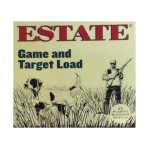 "Estate Game and Target Load 12 Gauge Ammunition - 250 Rounds of 2-3/4"" 1 oz. #8 Shot"