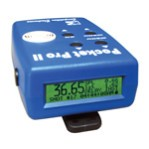 Competition Electronics Pocket Pro II - Digital Range Timer - Blue