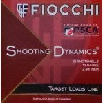 "Fiocchi Shooting Dynamics 12 Gauge Ammunition - 25 Rounds of 2-3/4"" 7/8 oz. #71/2 Shot"