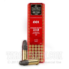 CCI Gift Pack 22 LR Ammunition - 300 Rounds of 40 Grain LRN
