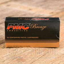 PMC 45 ACP Ammunition - 50 Rounds of 230 Grain FMJ