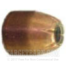 """.451"""" Zero 45 ACP Bullets - 500 Qty - 230 Grain Jacketed Hollow-Point"""