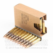 Federal Stripper Clips in Ammo Can 5.56x45 Ammunition - 420 Rounds of 55 Grain FMJ-BT