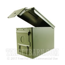 Mil Spec Ammo Can - 50 Cal M2A1 - Green - Brand New - 1