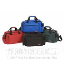 Red DeLuxe Professional Range Bag - Competitive Edge Dynamics
