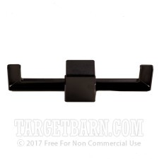 """Target Stand - 2""""x4"""" Adapter for 18"""" Steel Target Stand - Black"""