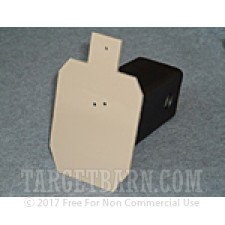 Hitch Cover - IDPA Target