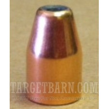 ".355"" Zero 9mm Luger Bullets - 500 Qty - 115 Grain Jacketed Hollow-Point"