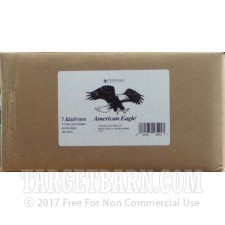 Lake City (Federal) 7.62 NATO Ammunition - 500 Rounds of 175 Grain OTM