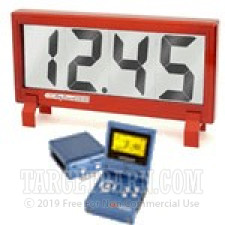 Combo Pack - CED 8000-RF Range Timer with Big Board Display