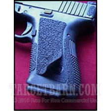 Decal Grip Grip Tape for Glock 19 FGR Rubber Texture