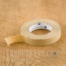 "Patching Tape - 1 Roll - 1"" x 60 YD Tan"