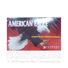 Federal American Eagle 300 AAC Blackout Ammunition - 20 Rounds of 150 Grain FMJ
