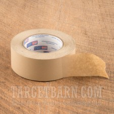 """Patching Tape - 1 Roll - 2"""" x 60 YD Tan"""