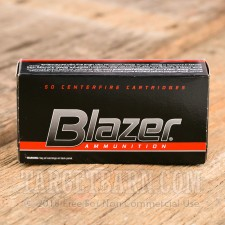CCI Blazer 45 ACP Ammunition - 1000 Rounds of 230 Grain FMJ