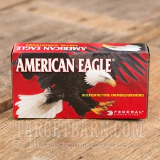 45 ACP - 230 Grain FMJ - Federal American Eagle - 50 Rounds