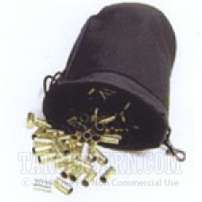 Navy Blue Ammo Brass Pouch - Competitive Edge Dynamics