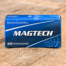 Magtech 38 Special Ammunition - 1000 Rounds of 130 Grain FMJ