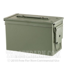 New 50 Cal Ammo Can - M21A Mil-Spec - Green
