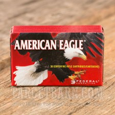 Federal American Eagle 223 Rem Ammunition - 900 Rounds of 55 Grain FMJ-BT