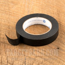 """Patching Tape - 1 Roll - 1"""" x 60 YD Black"""