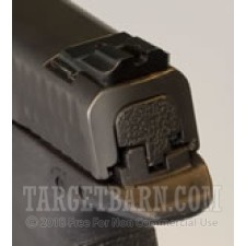 Warren Tactical Front Sight - S&W M&P, Fiber Optic Red & Green