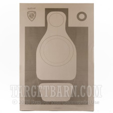 IALEFI-Q-P Paper Targets - Official IALEFI Training - 100 Count