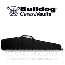 "Bulldog Pit Bull 40"" Black Nylon Scoped Rifle Case"