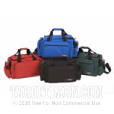 Royal Blue DeLuxe Professional Range Bag - Competitive Edge Dynamics