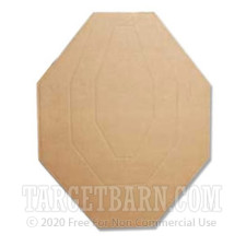 Classic-Airsoft - Cardboard Targets - 50