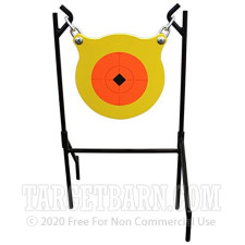 Birchwood Casey Boomslang AR500 Shooting Gong - Stand Included