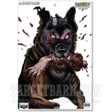 Birchwood Casey Splatter Targets - 8 Darkotic Targets - Go Fetch