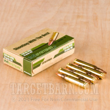 IMI 5.56x45 Ammunition - 30 Rounds of 55 Grain FMJ M193