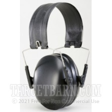 Dillon HP-2 Earmuffs - Passive Hearing Protection - Black