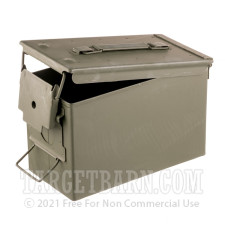 50 Cal M2A1 Ammo Can - Green Mil-Spec - New