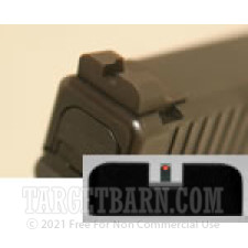 Sevigny Performance Sight - Competition Plain Rear with Fiber Optic Front - Long Slide