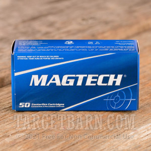 Magtech 9mm Luger Ammunition - 1000 Rounds of 124 Grain FMJ