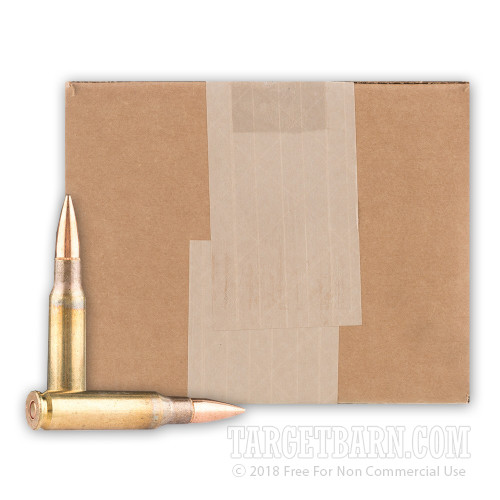 lake city 7 62x51 149 grain fmj m80 500 rounds