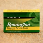 "Remington Slugger 12 Gauge Ammunition - 250 Rounds of 2-3/4"" 1 oz. Rifled Slug"