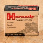 Hornady Custom 357 Sig Ammunition - 20 Rounds of 147 Grain XTP