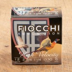 "Fiocchi High Velocity 12 Gauge Ammunition - 25 Rounds of 2-3/4"" 1-1/4 oz. #6 Shot"