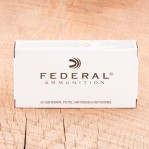 Federal Classic 40 S&W Ammunition - 50 Rounds of 155 Grain Hi-Shok JHP