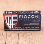 Fiocchi 40 S&W Ammunition - 1000 Rounds of 165 Grain JHP