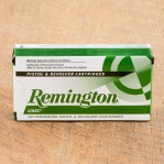 Remington UMC 40 S&W Ammunition - 50 Rounds of 180 grain JHP